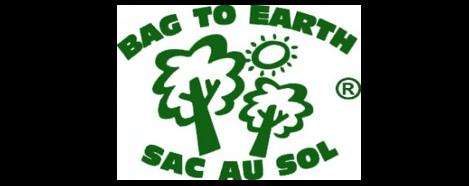 Bag to Earth Logo